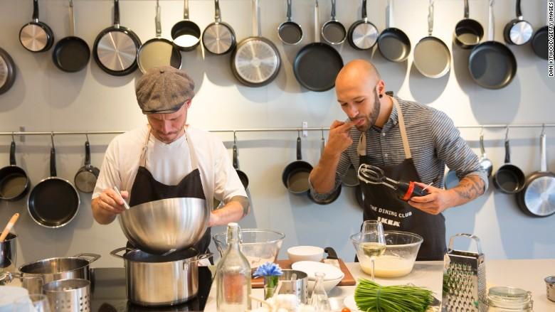 ikea kitchen uk cooks chefs