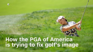 PGA of America CEO wants golf to be more inclusive