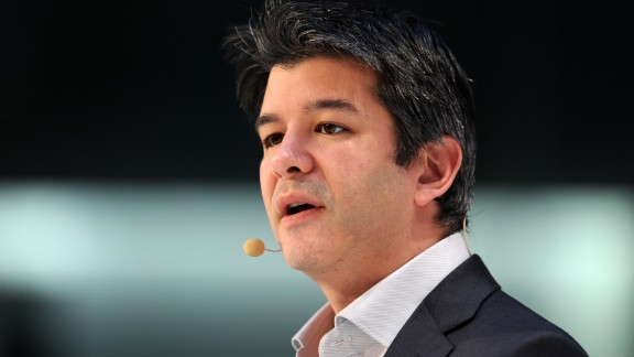 Uber becomes a cautionary tale for startups