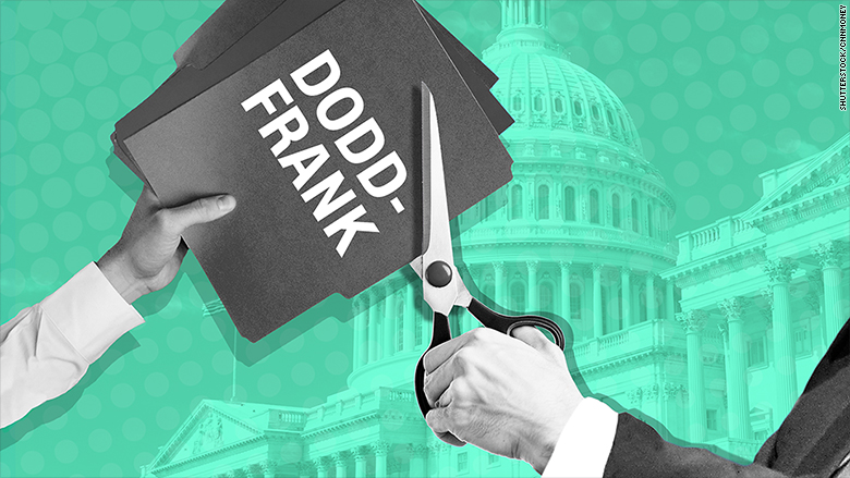 Next up: Big fight over Dodd-Frank rollback