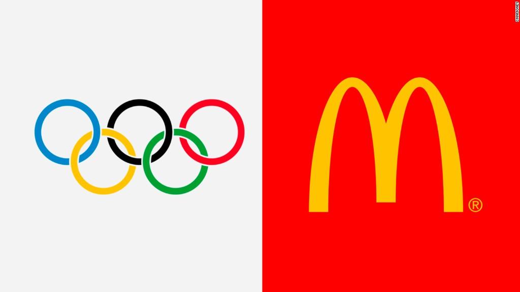 McDonald's ends Olympic sponsorship