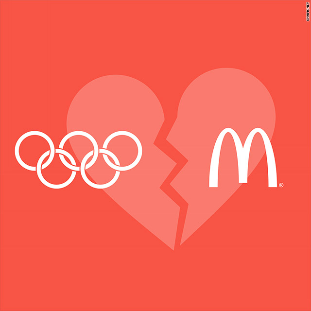 Why You Wont See Olympics Themed Mcdonalds Ads This Year