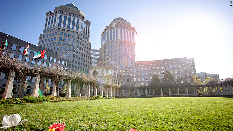 procter gamble world s top employers for new grads cnnmoney