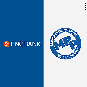 PNC Bank is closing the Marijuana Policy Project's account