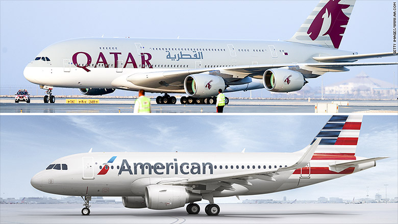 Qatar airways nixes plan to buy 10 stake in american airlines stopboris Image collections