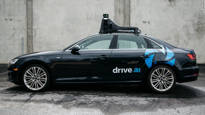 Company Investing In Self Driving Cars