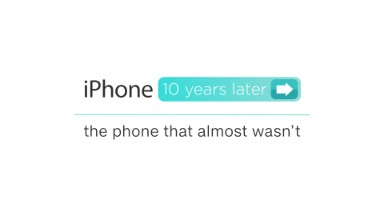iPhone 10 Years Later: The phone that almost wasn't