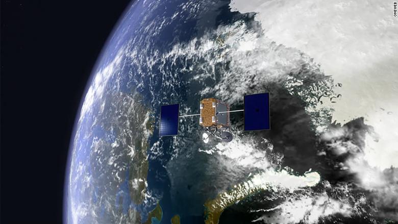 Oneweb satellite 2