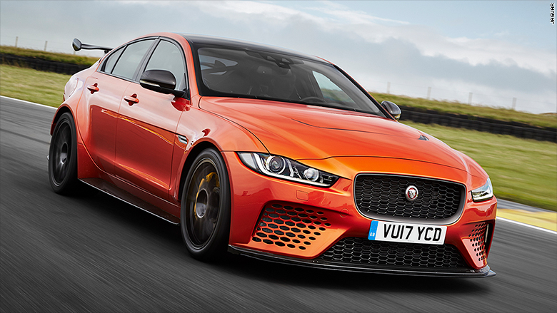 Jaguar Reveals Its Quickest Car Ever