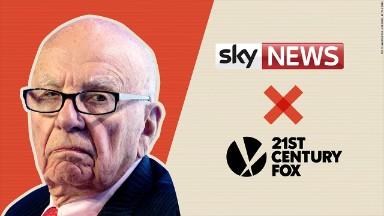 The complicated politics holding up Rupert Murdoch's Sky deal