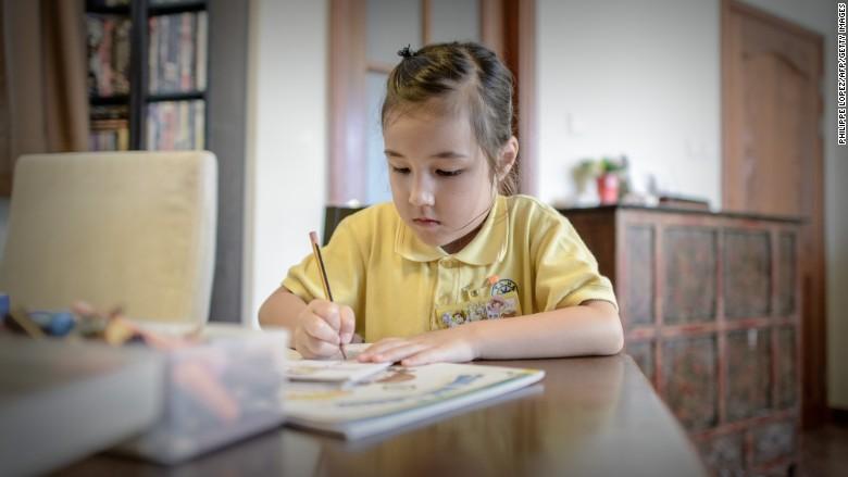 hong kong homework student china
