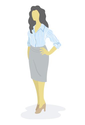 business fashion advice millennials woman