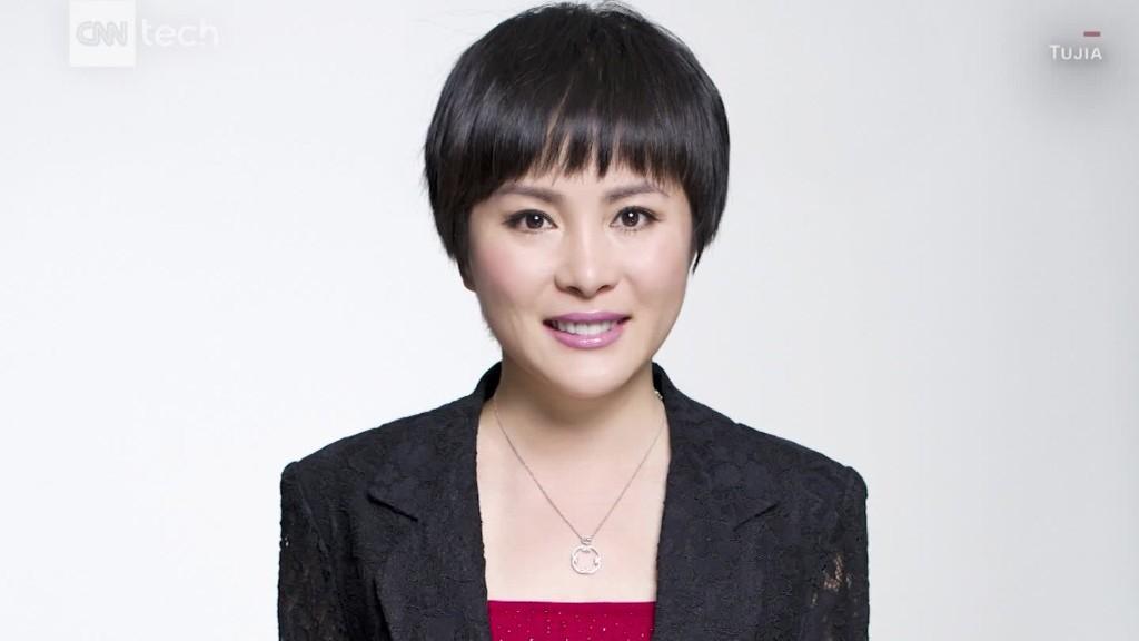 This woman founded $1B startup in China
