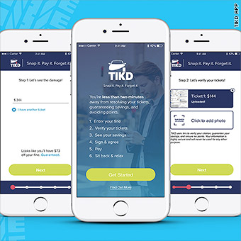Speeding Ticket App >> This Startup Will Fight Your Traffic Ticket For You