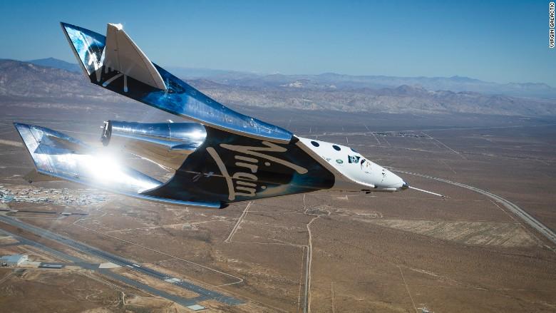 VSS Unity SpaceShipTwo