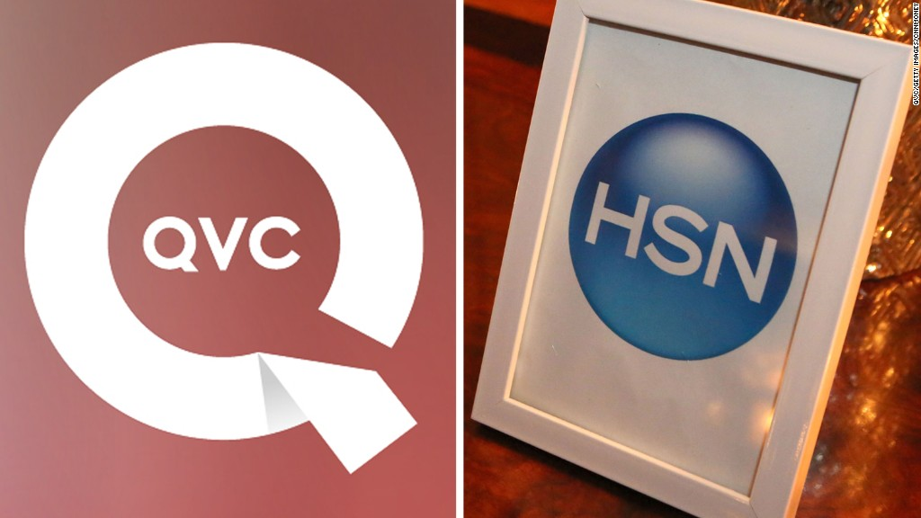 QVC will buy rival Home Shopping Network