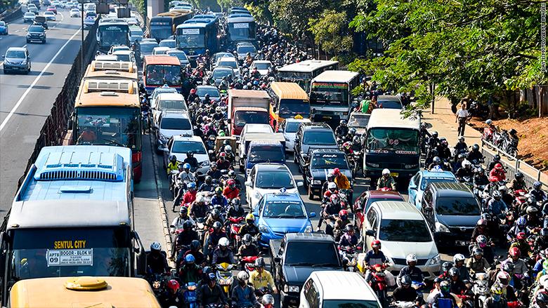 jakarta traffic 1