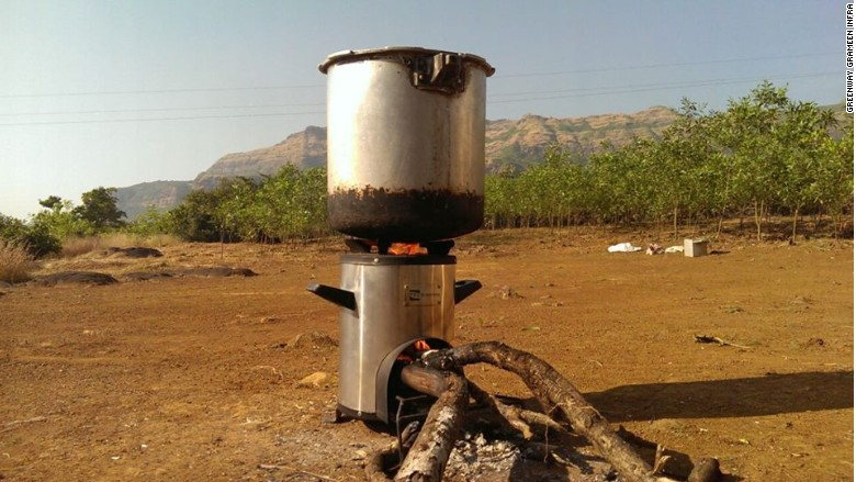 greenway smart stove india