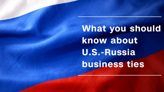 U.S.-Russia business ties: 5 things you need to know
