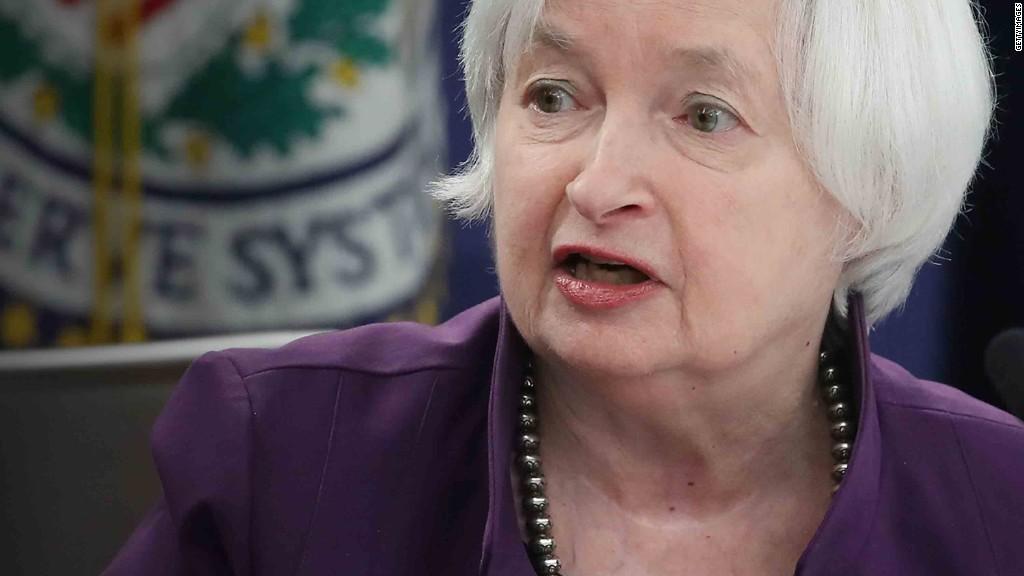 Watch Fed Chair Yellen's heated exchange with congressman
