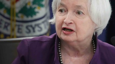 Watch Fed Chair Yellen's heated exchange with congressman