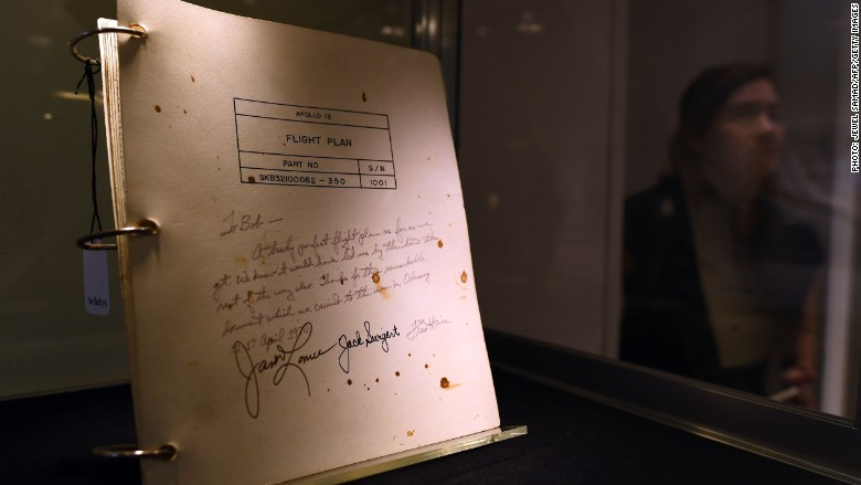 apollo 13 flight plan