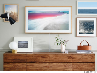 Is Your Tv An Eyesore Samsung Wants To Change That