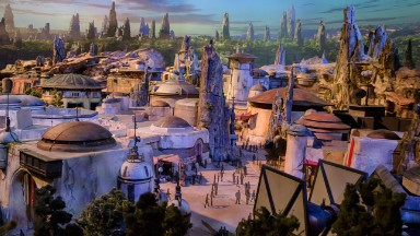 'Star Wars' fans will go nuts over Disney's upcoming park plans