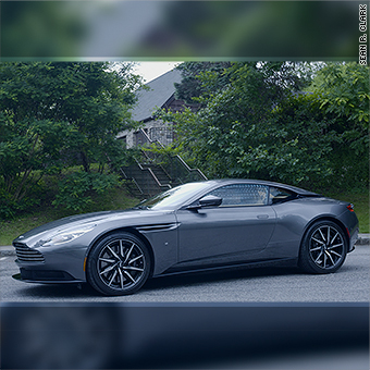 The Db11 Looks Recognizably Like An Aston But Still Unlike Any Martin You Ve Seen Before
