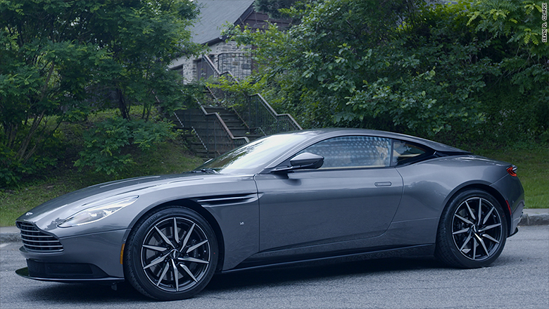 Aston Martin Offers >> Driving the best Aston Martin yet