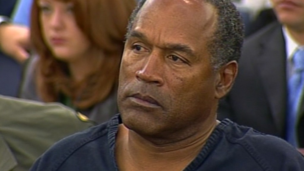 The fight over O.J. Simpson's money