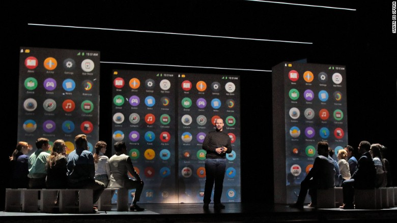 Steve Jobs opera