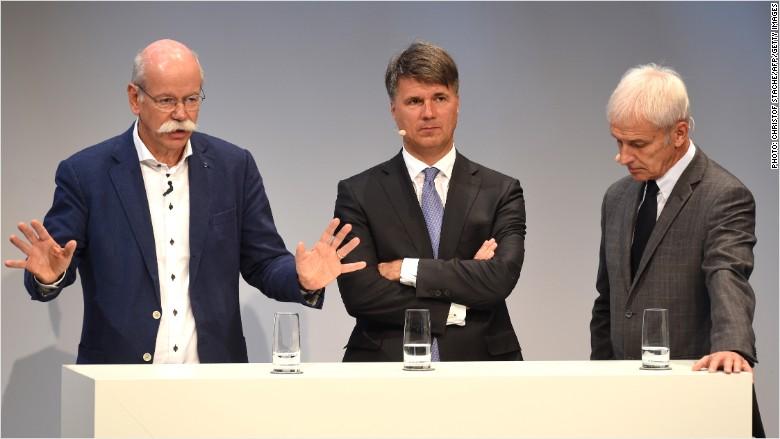german carmakers ceos