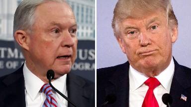 Pro-Trump media furious over Trump's treatment of Sessions