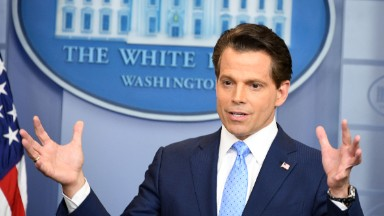 Anthony Scaramucci is rejoining hedge fund after sale collapses