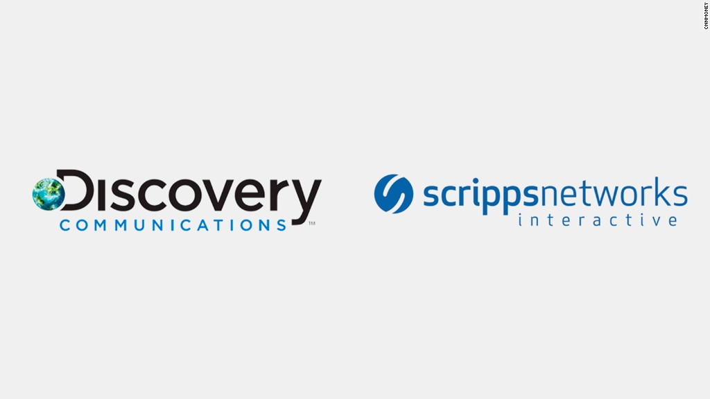 Discovery to buy Scripps Networks