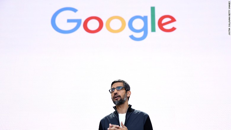 Google CEO: 'We do not bias our products to favor any political agenda'