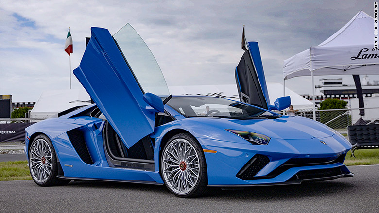 Lamborghini Aventador S Still Insane But Better