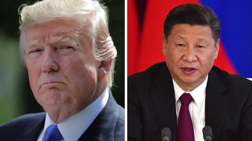 Trump and Xi speak about North Korea