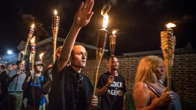 Stelter: How to report on racists without fanning the flames