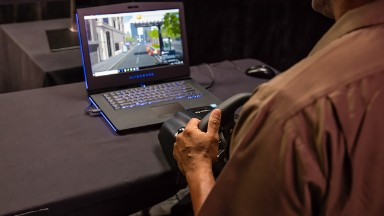 UPS is training drivers with virtual reality