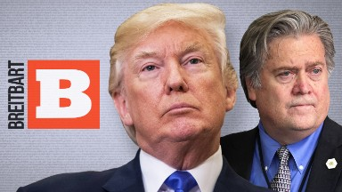 Breitbart chides Trump for 'flip-flop' on Afghanistan policy
