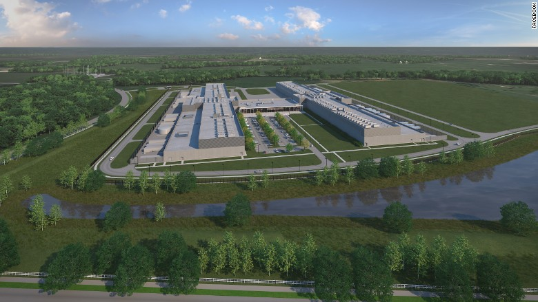 facebook ohio data center