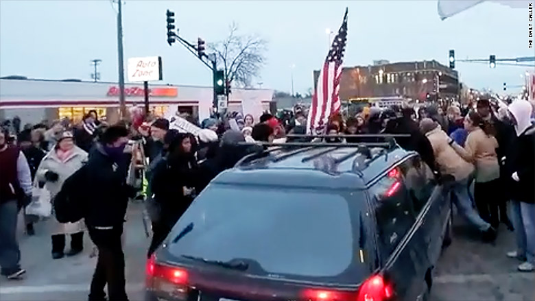 Fox News, Daily Caller delete posts encouraging people to drive through protests