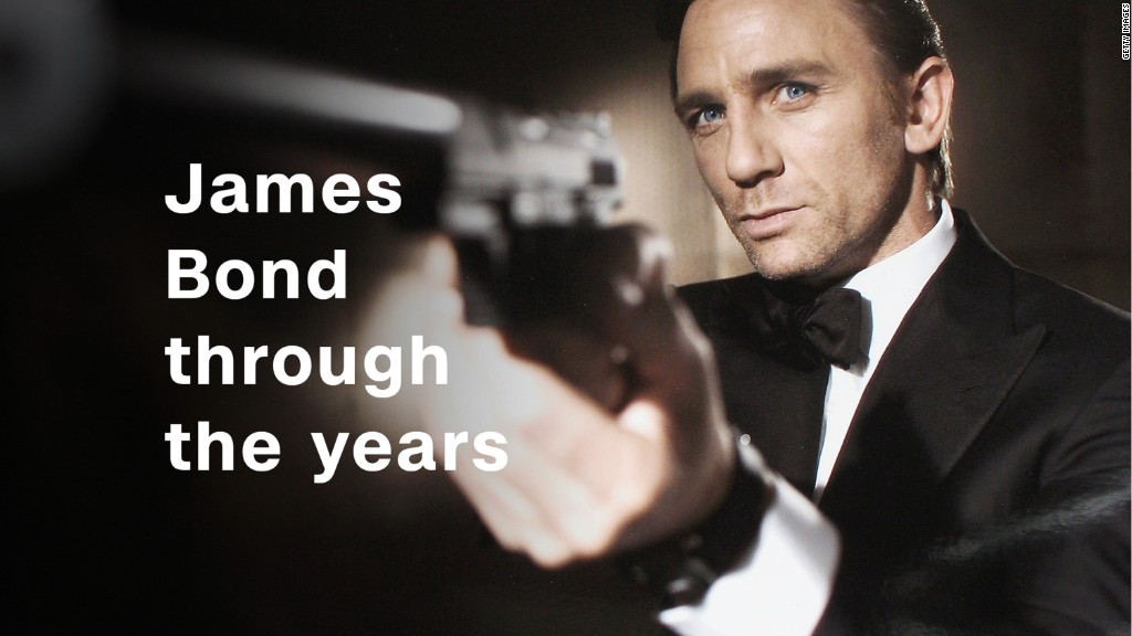 James Bond through the years  - 170817135717 video thumbnail james bond 1024x576 - James Bond Aston Martin, gadgets included, for $3.5 million