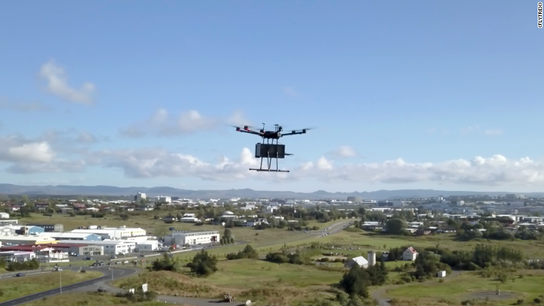 future cities iceland drone