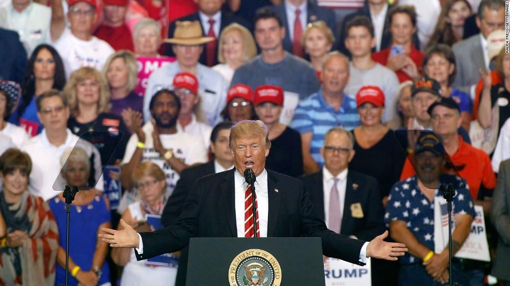 Trump predicts NAFTA termination