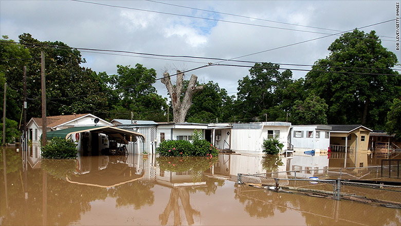 Most Homes In Tropical Storm Harvey S Don T Have Flood