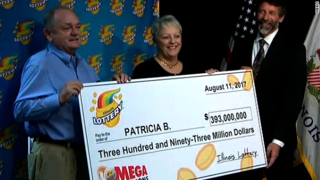 MEGA LOTTERY WINNER