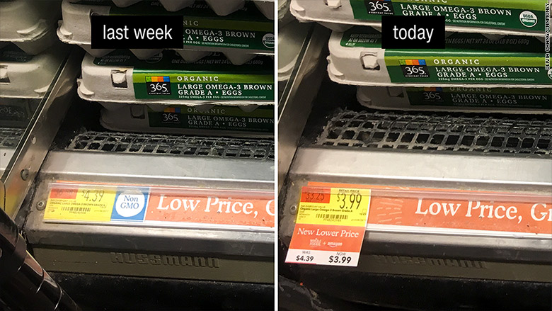 whole foods price drop eggs